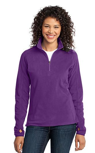 Port Authority Women's Microfleece 1/2-Zip Pullover