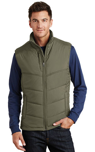 Port Authority Puffy Vests