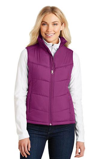 Port Authority Women's Puffy Vests