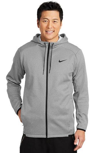 Nike Therma-FIT Textured Fleece Full Zip Hoodie