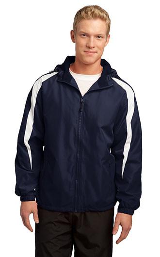 Sport-Tek Fleece-Lined Colorblock Jackets
