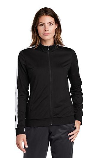 Sport-Tek  Women's Tricot Track Jackets