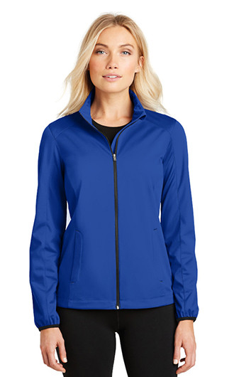 Port Authority Women's Active Soft Shell Jackets