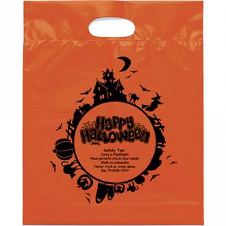 Fright Night Die Cut Bag