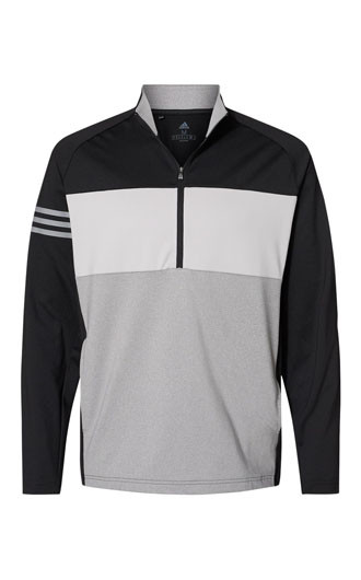 Adidas 3-Stripes Competition Quarter Zip Pullover