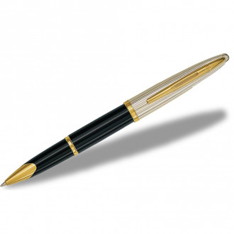 Waterman Carene RollerBall Pens Deluxe Black GT