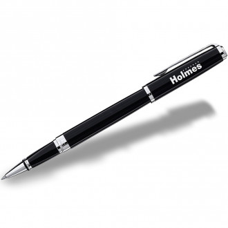 Waterman Exception RollerBall Pens Black Lacquer ST