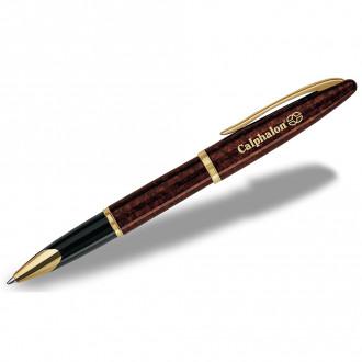 Waterman Carene RollerBall Pens Marine Amber GT
