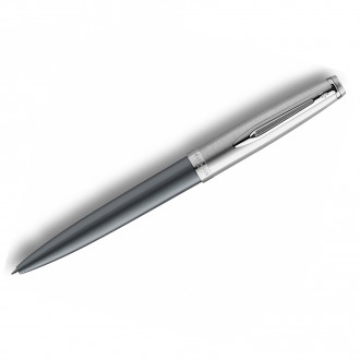 Waterman Embleme Ballpoint Pens Deluxe Grey CT