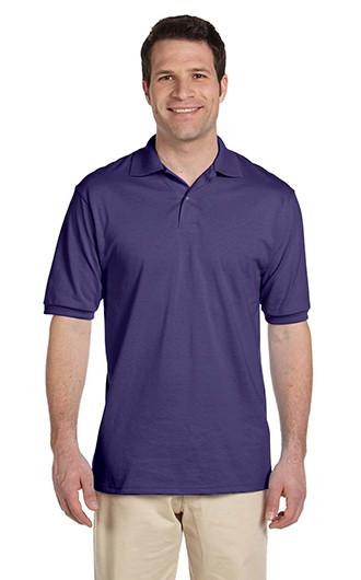 Jerzees Adult 5.6 oz. SpotShield Jersey Polo