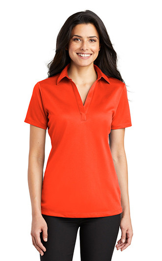 Port Authority Women's Silk Touch Performance Polo