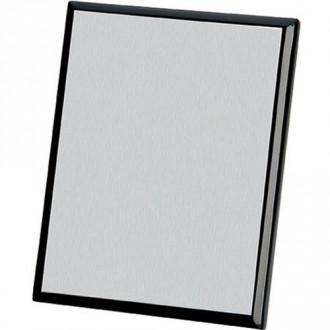 8x10 Connection Plaque - Black