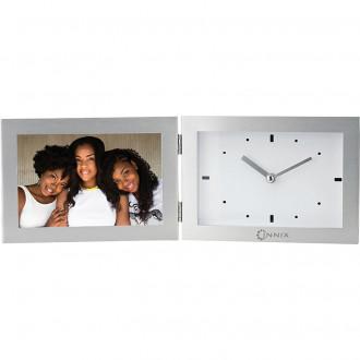 Antimo Clock & Photo Frame
