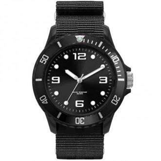 Unisex Sport Watch with NATO Strap