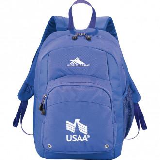 High Sierra Impact Backpacks Embroidered
