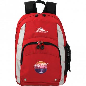High Sierra Impact Backpacks Full Color