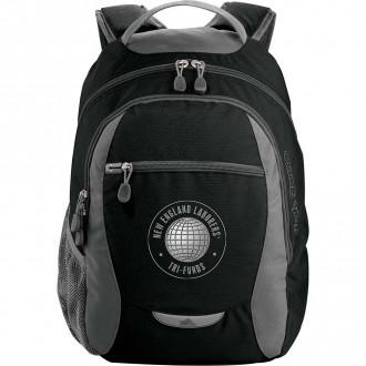 High Sierra Curve Backpacks Embroidered