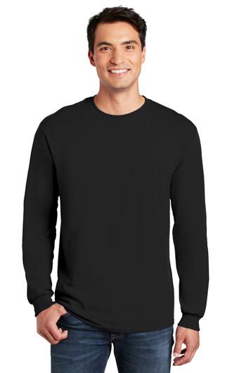Gildan Heavy Cotton?100% Cotton Long Sleeve T-shirts