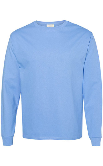 Hanes - Authentic Long Sleeve T-shirts