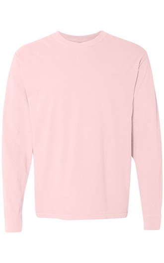 Comfort Colors - Garment-Dyed Heavyweight Long Sleeve T-shirts