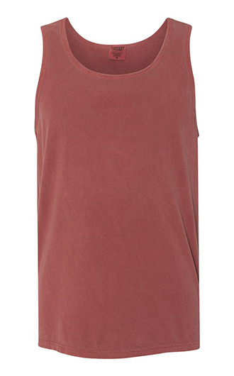 Comfort Colors - Garment-Dyed Heavyweight Tank Tops