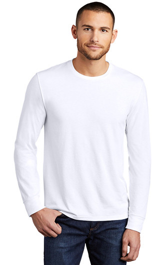 District Perfect Tri Long Sleeve T-shirts