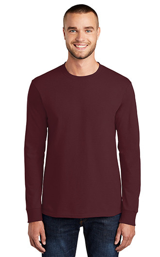 Port & Company?Long Sleeve Essential T-shirts
