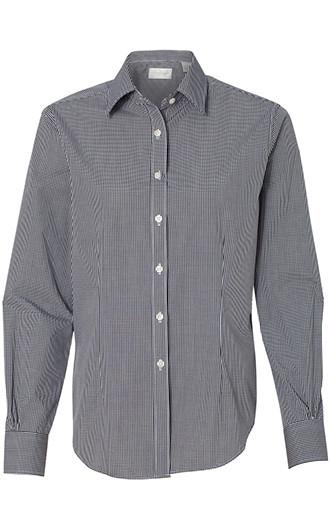 Van Heusen - Women's Gingham Check Shirt