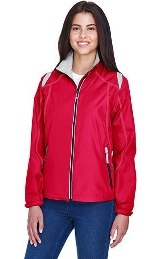 North End Ladies' Endurance Lightweight Colorblock Jackets