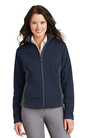Port Authority Ladies Two-Tone Soft Shell Jackets