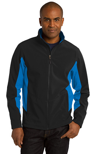 Port Authority Core Colorblock Soft Shell Jackets
