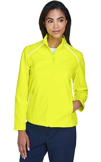 Harriton Ladies' Echo Soft Shell Jackets