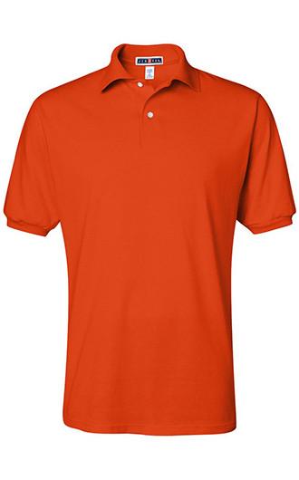 JERZEES - Spotshield 50/50 Sport Shirt Embroidered
