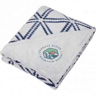 Sculpture Print Ultra Plush Blankets