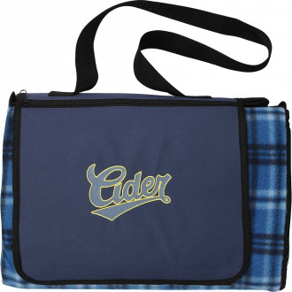 Extra Large Plaid Picnic Blankets Tote