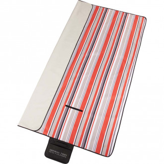 Oversized Striped Picnic and Beach Blankets