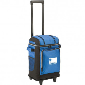 Coleman 42-Can Soft-Sidedwheeled Cooler