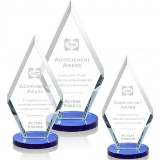 Cancun Award Blue Base