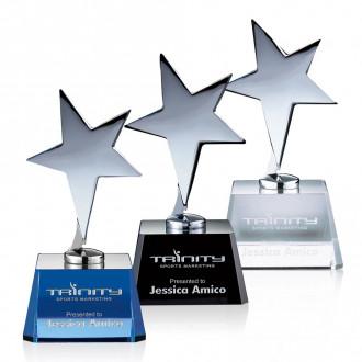 Tuscany Award- Blue Base