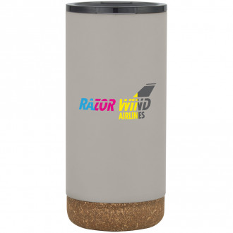 16 Oz. Wellington Stainless Steel Tumbler Full Color