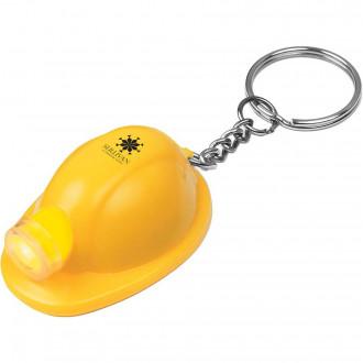 Hard Hat Led Key Chains