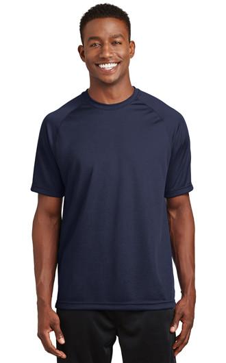Sport-Tek Dry Zone Short Sleeve Raglan T-shirts