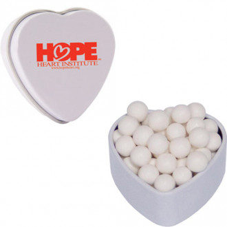 Small Heart Tins