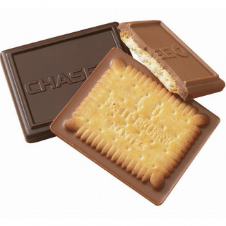 Rectangle Chocolate Cookie 1oz.