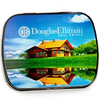 Domed Tins - MicroMints
