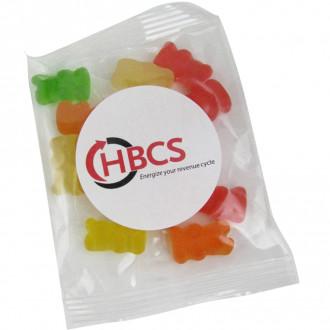 1oz. Goody Bags - Gummy Bears