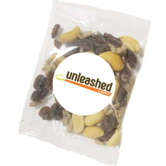 1oz. Goody Bags - Raisin Nut Mix