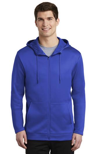 Nike Therma-FIT Full Zip Fleece Hoodie