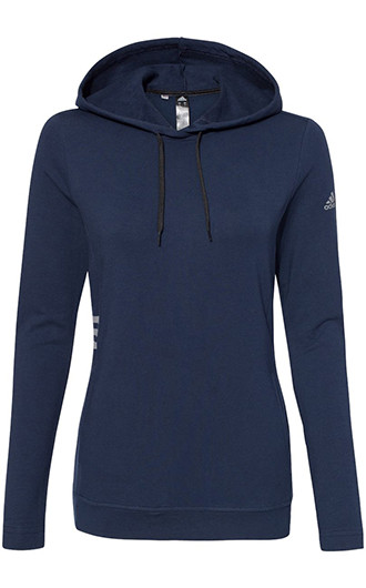 Adidas - Women's Lightweight Hooded Sweatshirts