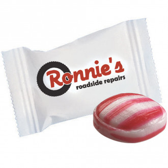 Red Striped Peppermint